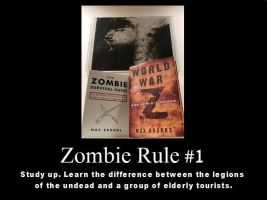 Zombie Rules 1 by psbox362