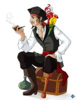 Pirate by Armide