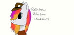 Commission : Rainbow Sherbert by hawkstar53