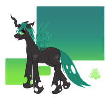 Chaous/Loki Changeling by CyphonFiction