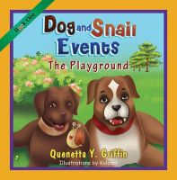 Dog-snail-events-plaground-Griffin-Storybook by storybookillustrator
