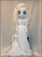 Creepy Ghost Dolls 1472 by Zosomoto