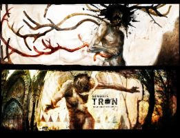 arsis and g-tron horizontal by TheABones