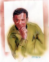 Captain Kirk by Soloboy5