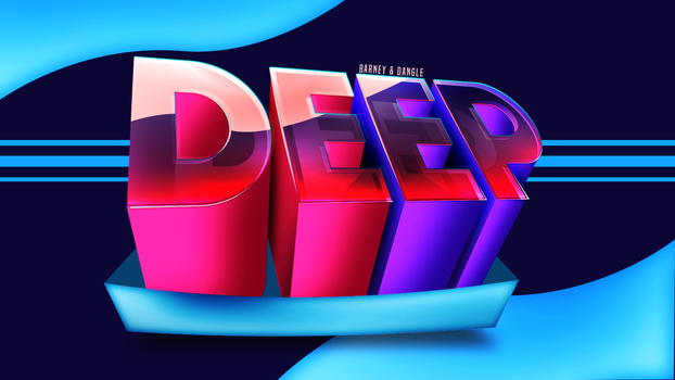 Deep by Barney and DangleART by BarneyDesign