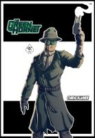 The Green Hornet by spade92