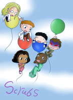 Scrubs - Balloon fun by iTiffanyBlue