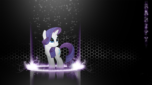 [Flame Ring Series] - Rarity 1920x1080 by forgotten5p1rit