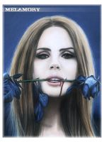 Lana Del Rey by FairyARTos