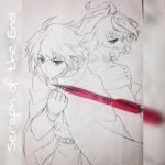 Seraph of the End -Sketch- by FluffyBunny710