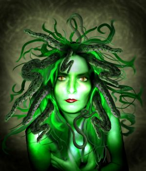 Medusa by newagecowgirl