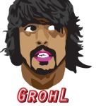 dave grohl by SammiVonStank