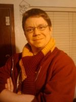 Todd's Gryffindor Scarf Comission by 16bitmick