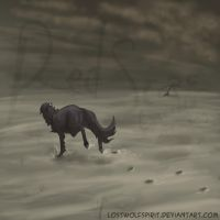 He's never coming home by InstantCoyote