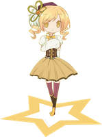 Mami Tomoe by natto-uzumaki