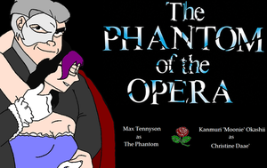 The Plumber of the Opera. by KleeAStrange