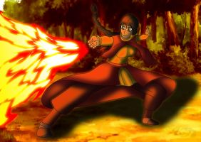 Avatar OC Commision for Naruto11222 by Tyron91
