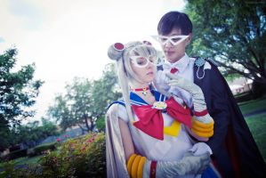 Manga Sailor Moon 2 by SinnocentCosplay