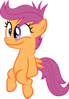 scootaloo by freak0uo