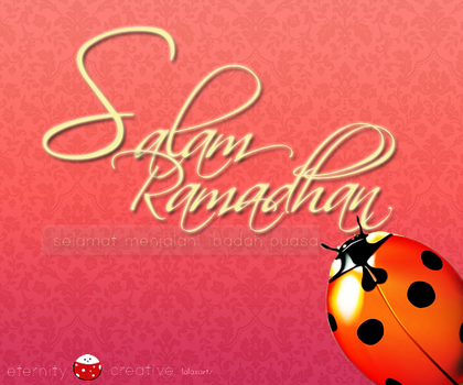 Salam Ramadhan to all Muslim by lalaxartz