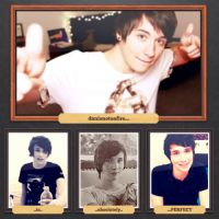 danisnotonfire Collage(: by TheAmazingTay