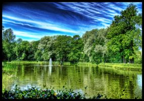 New Love Grows on Trees HDR by ISIK5