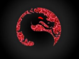 Mortal Kombat Dragon v2 by ahwehota