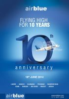 airblue Anniversary by sarbeen