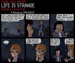 LIFE IS STRANGE   Max Caulfield Verses the Word by TheGouldenWay