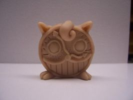 Creepy Kitty Timepiece Preview by Carnimafex