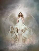 Glory of an Angel by Euselia