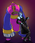 Hsien-Ko and Nemesis by Amrock