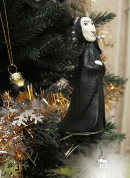 Christmas with Severus Snape by Neekse