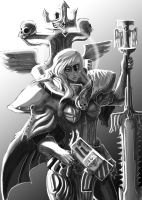 Canoness Therese by DeadXCross