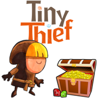 Tiny Thief by POOTERMAN
