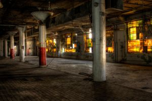 Abandoned Factory 02 by dementeddiva23