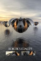 robotics concept by lumous