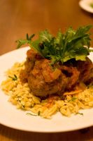 Meatballs and Orzo by ThomasVo