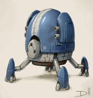 Bug Tank by Maarchal