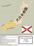 Viceroyalty of Southern Japan by mdc01957