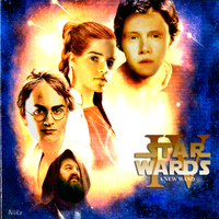 Harry Potter - Star Wards by niko2137