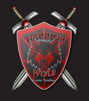 Warrior Wolf Game Studios Logo by nightwerewolf16
