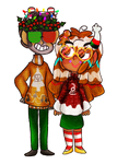 ~Merry Christmas You Dorks~ *GIF* by Lord-Morgaphus