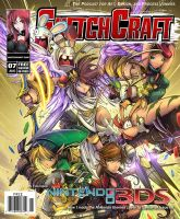SketchCraft Issue 07 by RobDuenas