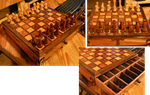 Elenas Chess Set by ThinkerOfThoughts