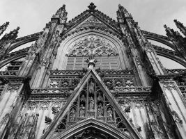 Cologne Cathedral by xkillerx380