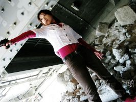 Claire Redfield Cosplay~ by Heartyful