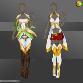 [Closed]Adoptable Outfit (Fantasy1_2) by Anneysa