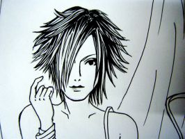 the GazettE - Uruha 02 by mna1996