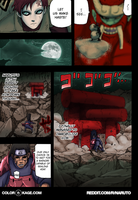 Naruto 656: Moon Light by PurpleKakashi